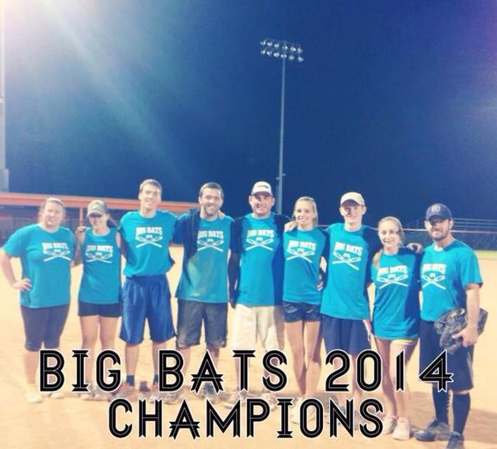 Big Bats Softball Tournament T-Shirt Photo