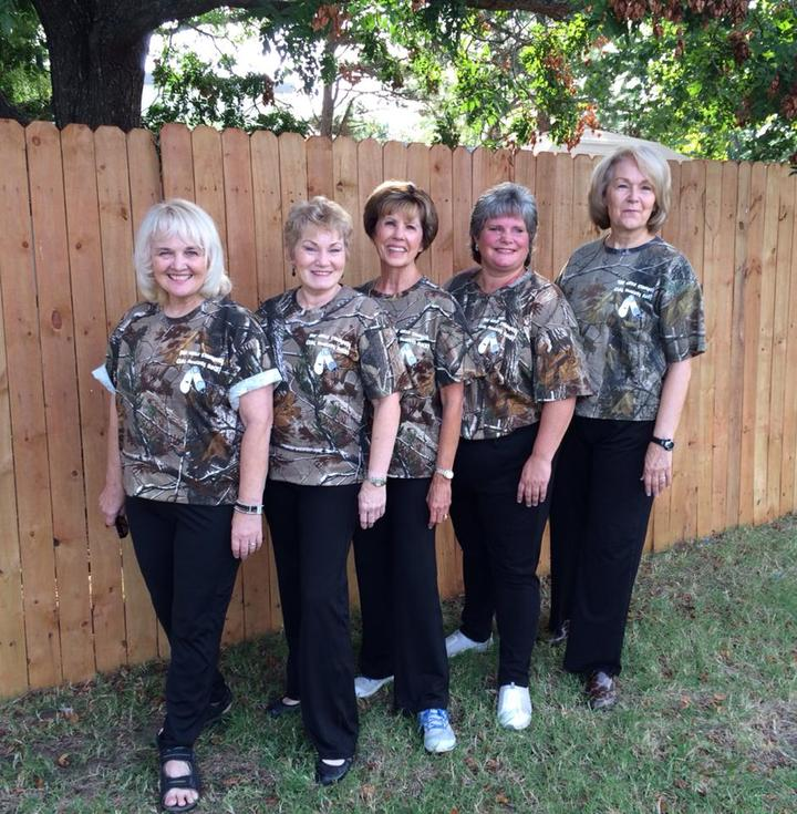 Camo Tees For The Oklahoma State Fair Performance T-Shirt Photo