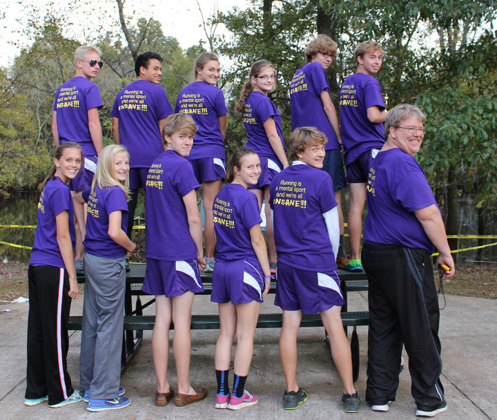 Insane Runners! T-Shirt Photo