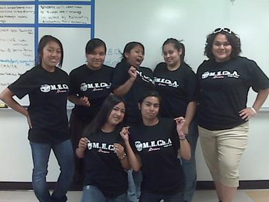 M.E.Ch.A  Club T-Shirt Photo