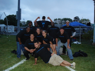 Thrower's United T-Shirt Photo