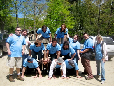 Nature's Classroom Colebrook Spring '08 Staff T-Shirt Photo