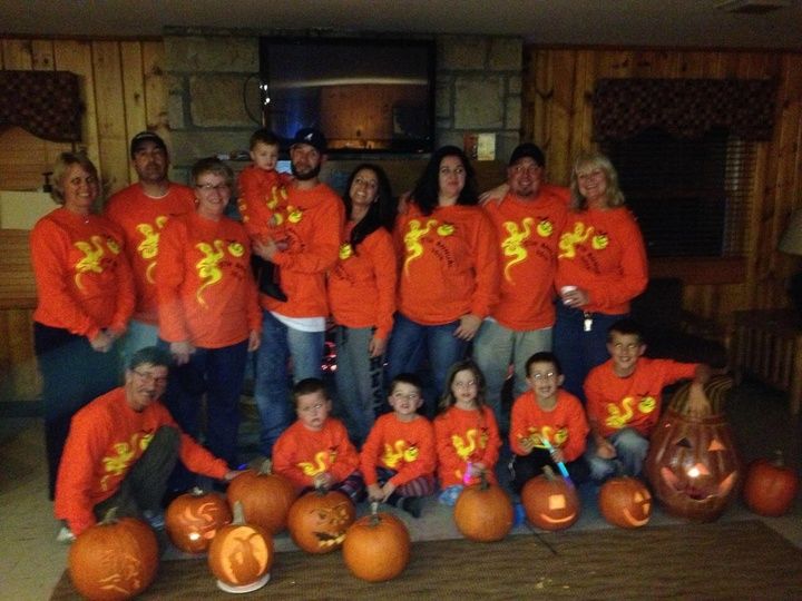 Pumpkin Fest 2014 T-Shirt Photo