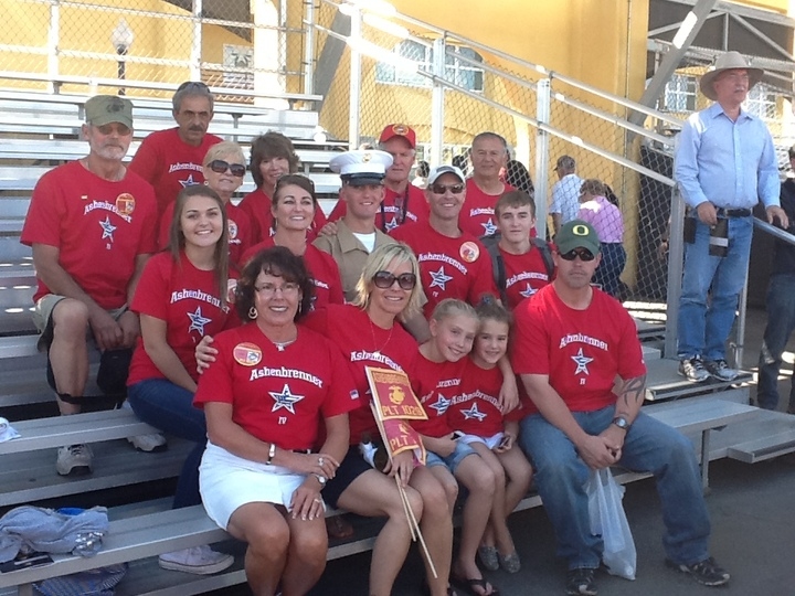 Proud And Patriotic Family! T-Shirt Photo
