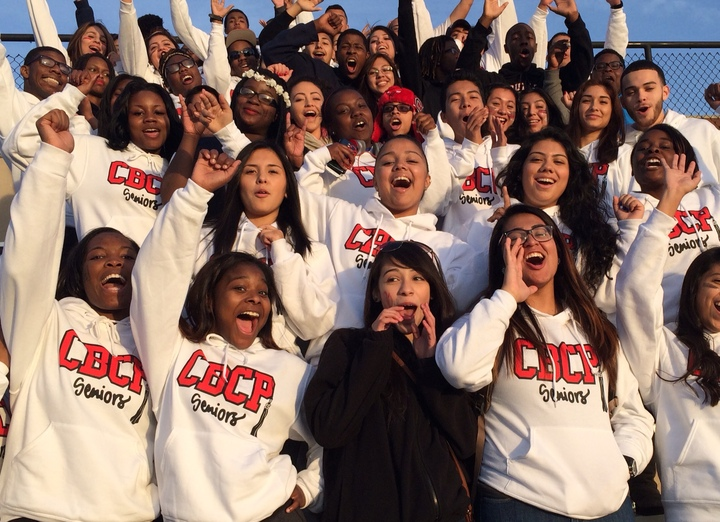 Cbcp Senior Sweatshirts At Homecoming T-Shirt Photo
