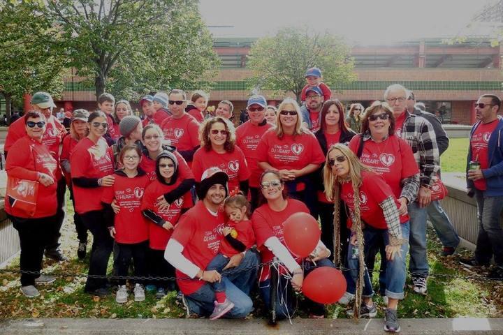 Team Dj Heart T-Shirt Photo