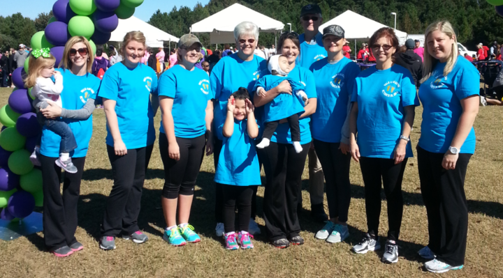 Nc Walk 4 Hearing:  Team Ears 4 Ava T-Shirt Photo