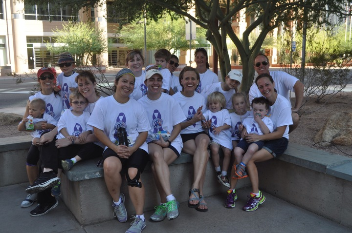 Be The Match 5k T-Shirt Photo