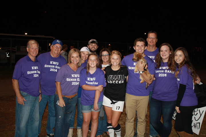 Kwu Senior Game 2014 T-Shirt Photo