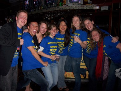 D.E.A. Senior Bar Crawl T-Shirt Photo