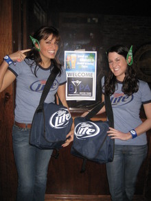 Miller Lite Boston T-Shirt Photo