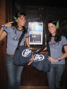 Miller Lite Boston T-Shirt Photo