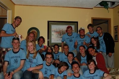 Cottage Weekend T-Shirt Photo