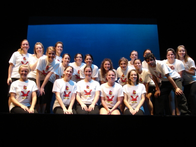 Cardinal Dance Company T-Shirt Photo