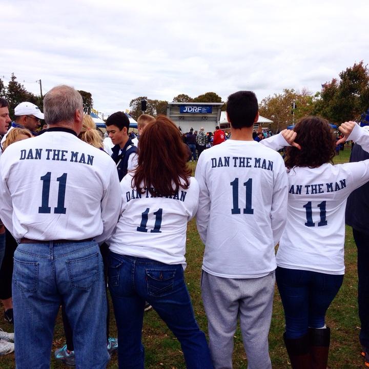 Dan The Man Team T-Shirt Photo