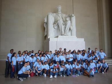 Dpcs'07 6thgrade D.C.Trip T-Shirt Photo