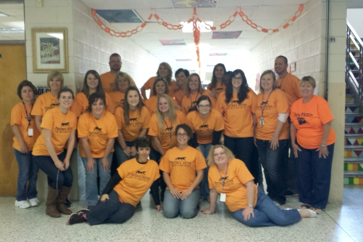Pcms Panthers United T-Shirt Photo