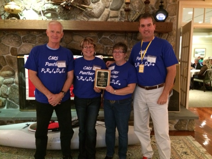 Exemplary Practice Award For Promoting P.R.I.D.E. T-Shirt Photo