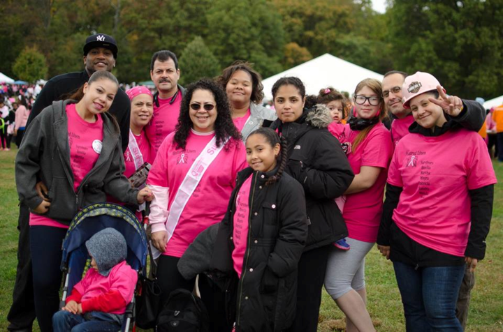 Making Strides 2014 T-Shirt Photo