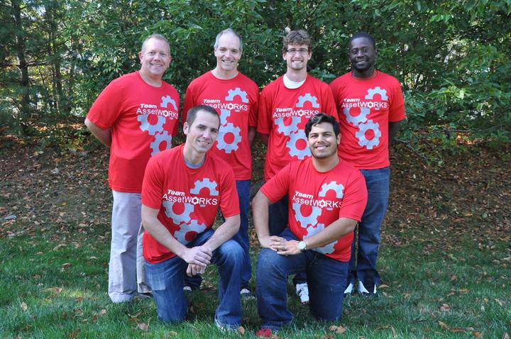 Team Asset Works T-Shirt Photo