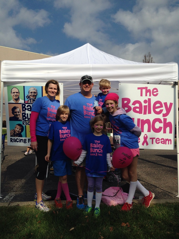 The Bailey Bunch T-Shirt Photo