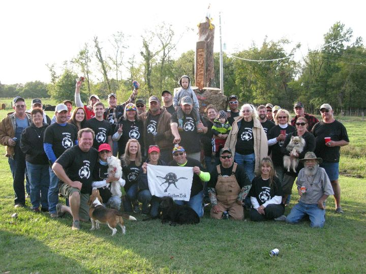 Cockfest 2014  T-Shirt Photo
