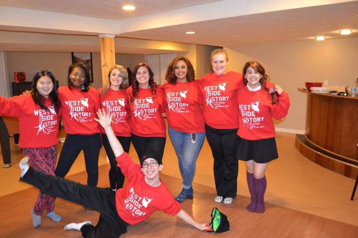 West Side Story  T-Shirt Photo