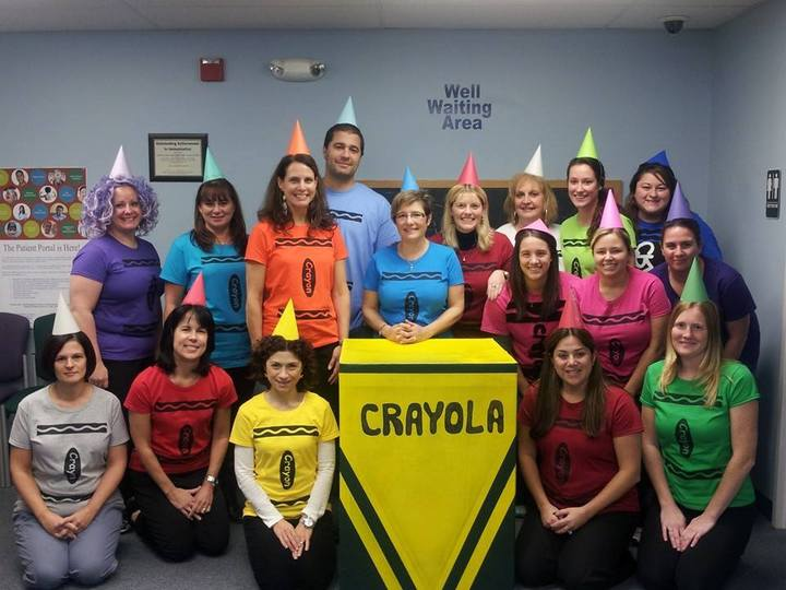 Na Pediatric Associates Halloween 2014 T-Shirt Photo
