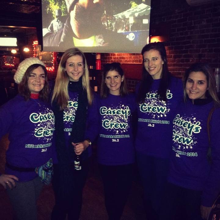Casey's Marathon Cheerleaders! T-Shirt Photo