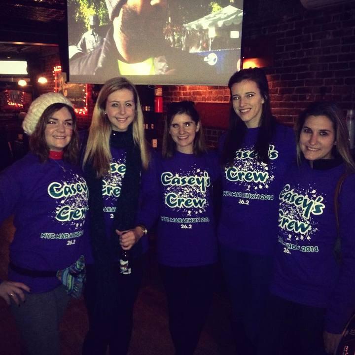 Casey's Marathon Cheerleaders! T-Shirt Photo