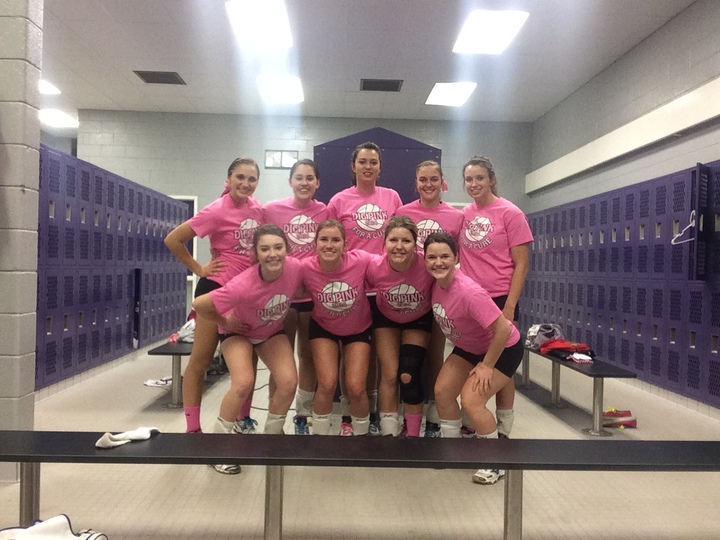 Stars Diggin' Pink T-Shirt Photo