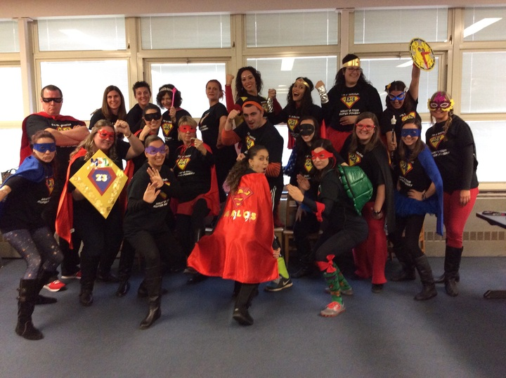 We Are Teachers.  What's Your Superpower? T-Shirt Photo