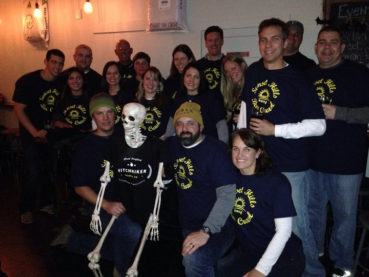 Touring Sunset Hills! T-Shirt Photo