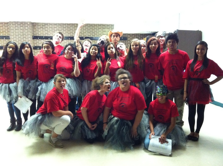 Danville Choir Fall Musical T-Shirt Photo