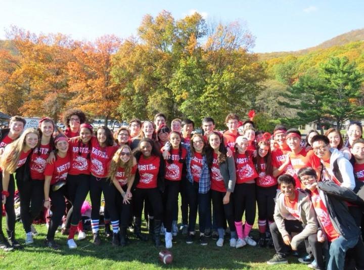 Class Of 2016 Dominates At Spirit Day!  T-Shirt Photo