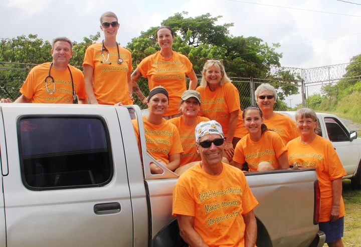 Ohah Honduras Mission T-Shirt Photo