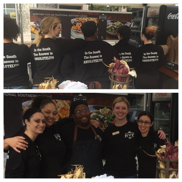 New Restaurant, New Team, Great New Shirts!! T-Shirt Photo