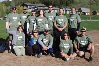 Recess Is Back  Kickball Game #1 T-Shirt Photo