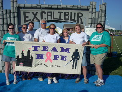 Relay For Life 2008 T-Shirt Photo