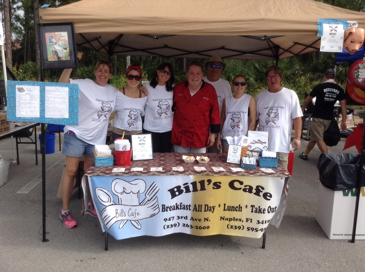We Love Bacon And Custom Ink T Shirts! T-Shirt Photo
