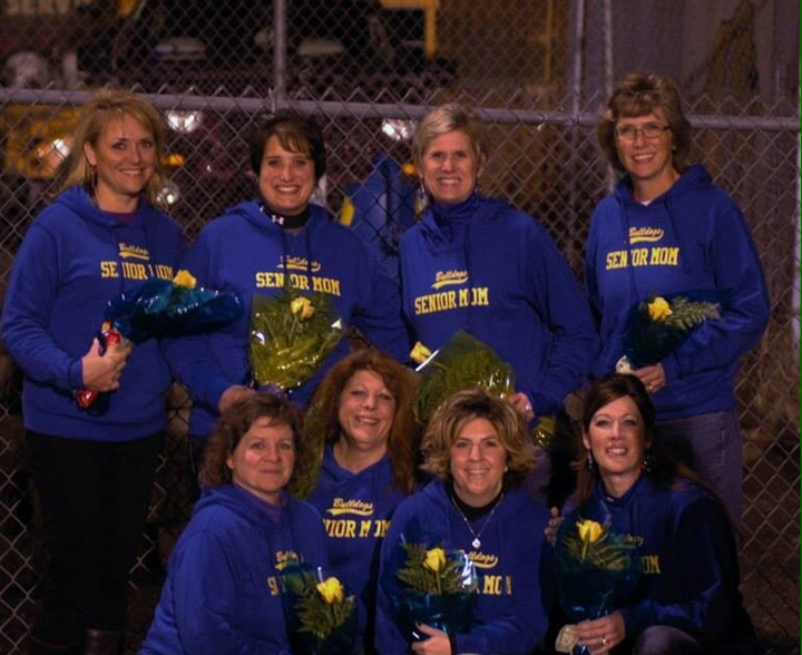 Colfax High School Football Senior Moms   Class Of 2015 T-Shirt Photo