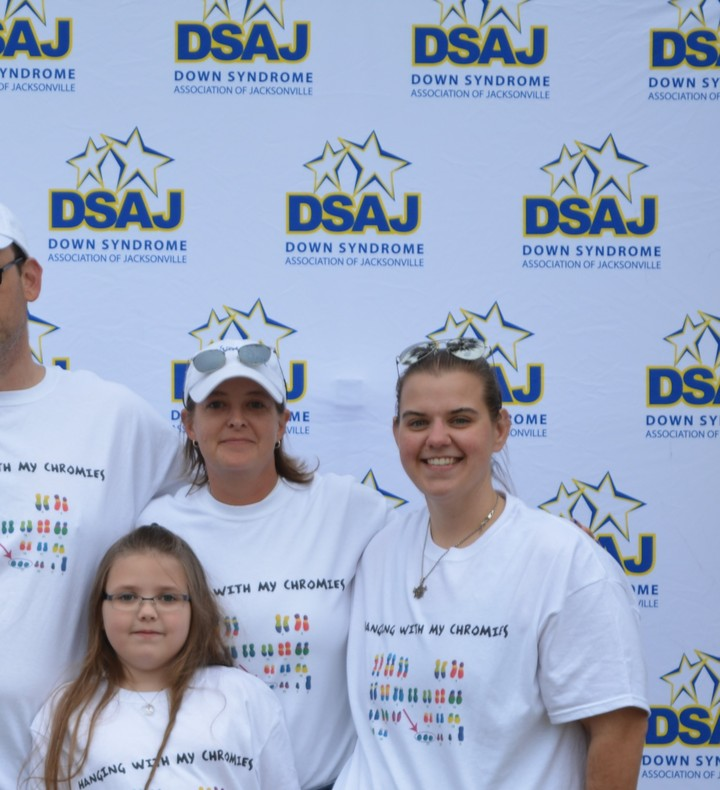 Buddy Walk 2014 T-Shirt Photo