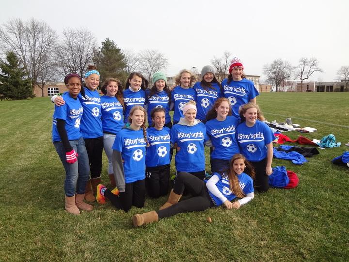 Stoy's Girls T-Shirt Photo
