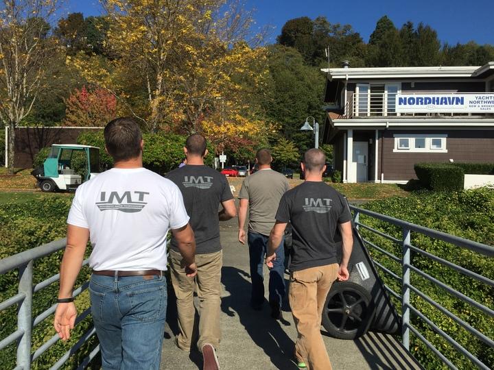 Integrators T-Shirt Photo
