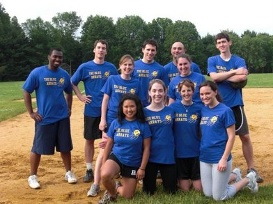 Company Kickball Champs! T-Shirt Photo