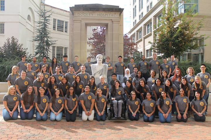 Vcu Sop 2018 Group Photo T-Shirt Photo