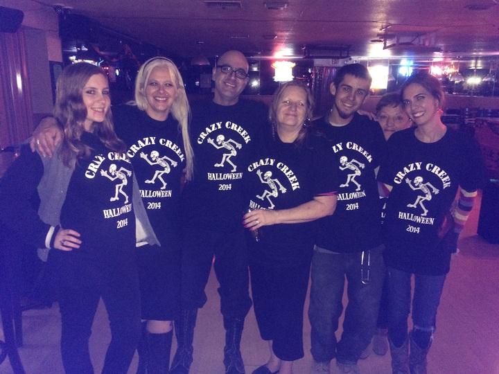 The Crazy Creek Dancers T-Shirt Photo