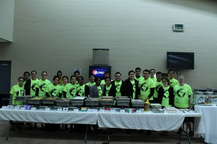 Missionary Convention Dinner T-Shirt Photo