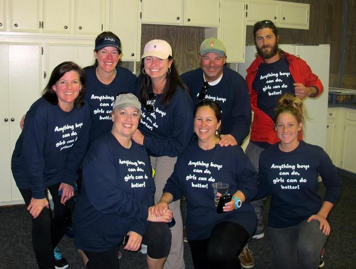Panacea Sailing Crew T-Shirt Photo