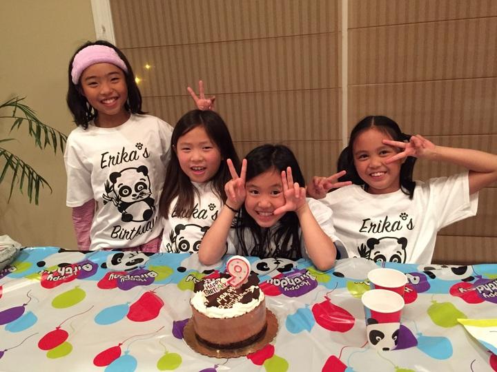 Panda Cubs  T-Shirt Photo